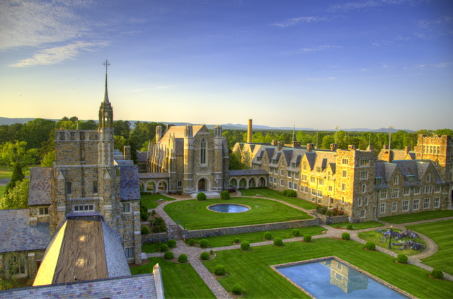 The Ford Building at Berry College