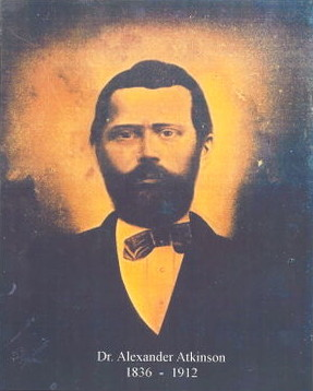 Dr Alexander Atkinson
