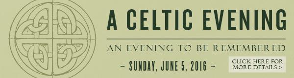 A Celtic Evening June 2016