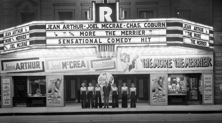Movie Theatre Final