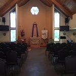 St. Augustine Chapel Inside