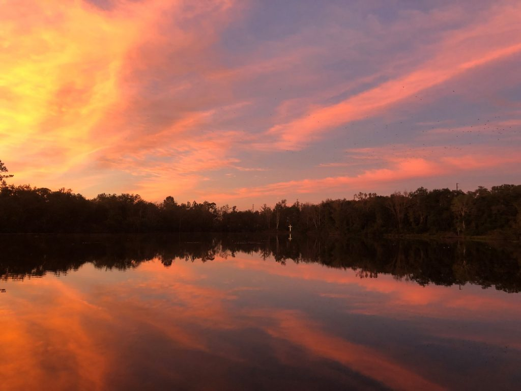 Sunset Lake Gem