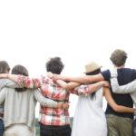social embracing