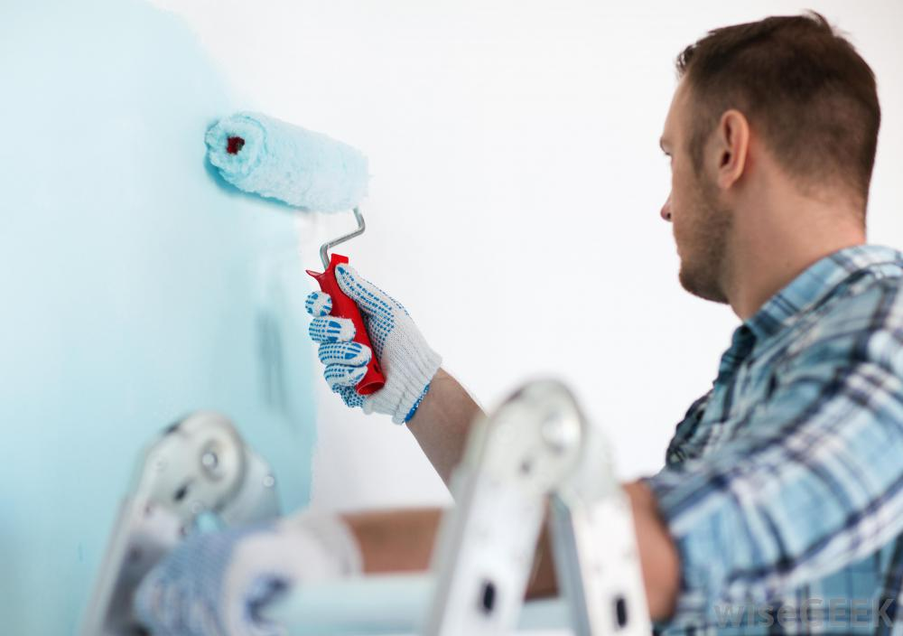 Painting renovations