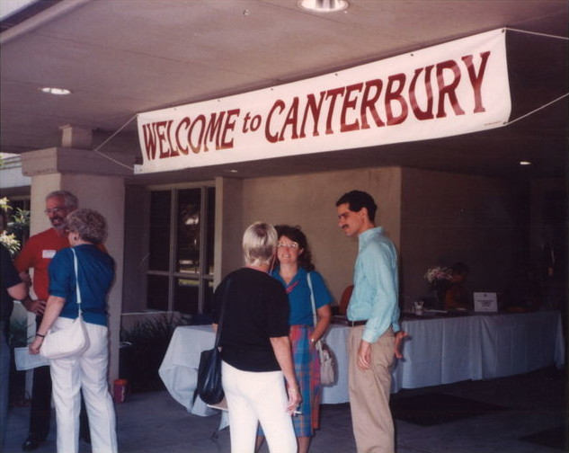 Welcome to Canterbury
